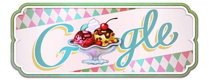 Sundae-glass enligt Google 3 april 2011