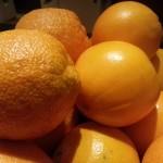 Knottriga och släta apelsiner
